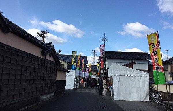 永楽館歌舞伎2019小屋前